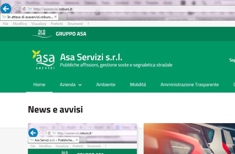 Nel Asa Website